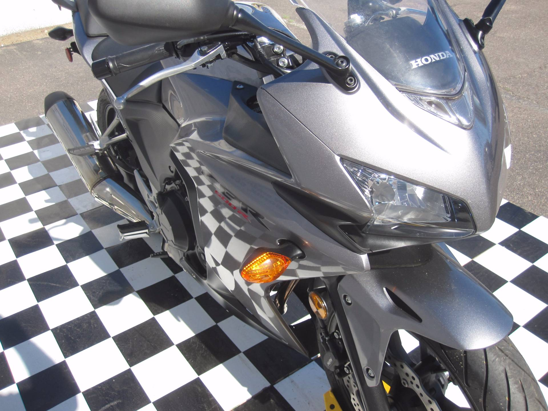 2015 Honda CBR®500R in Phoenix, Arizona