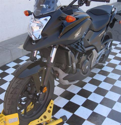 2014 Honda NC700X® DCT ABS in Phoenix, Arizona