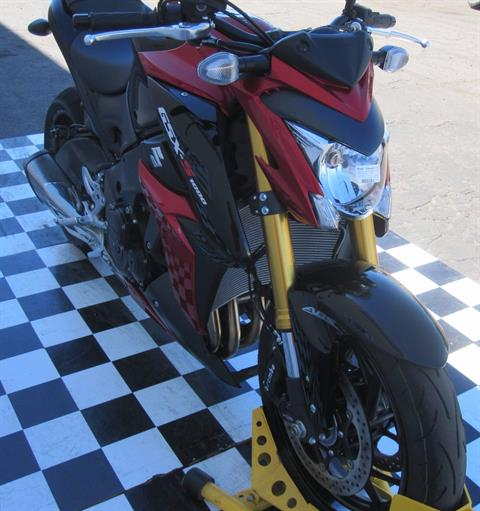 2016 Suzuki GSX-S1000 ABS in Phoenix, Arizona