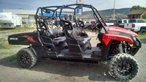 2017 Arctic Cat HDX 700 Crew XT in Heber City, Utah