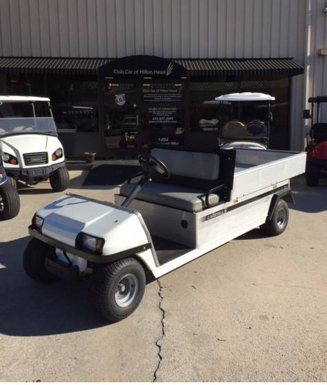 2011 Club Car Carryall 6 in Bluffton, South Carolina
