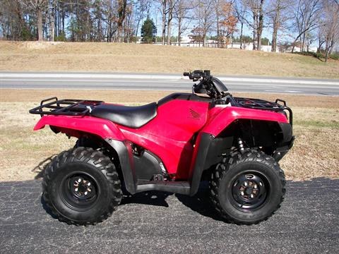 2014 Honda FourTrax® Rancher® in Shelby, North Carolina