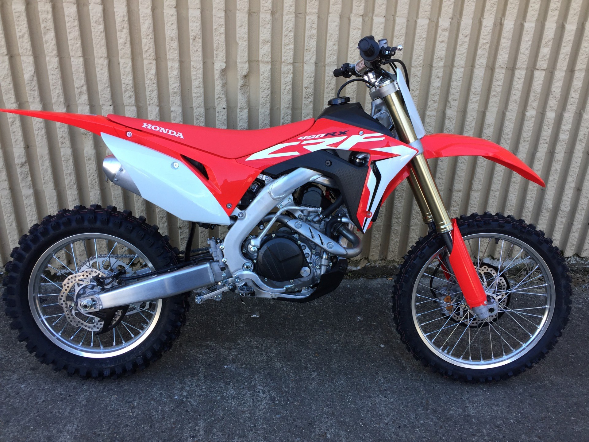 2017 Honda CRF450RX in Nutter Fort, West Virginia