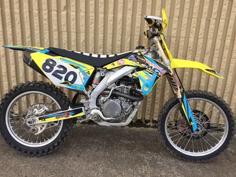 2014 Suzuki RM-Z450 in Bridgeport, West Virginia