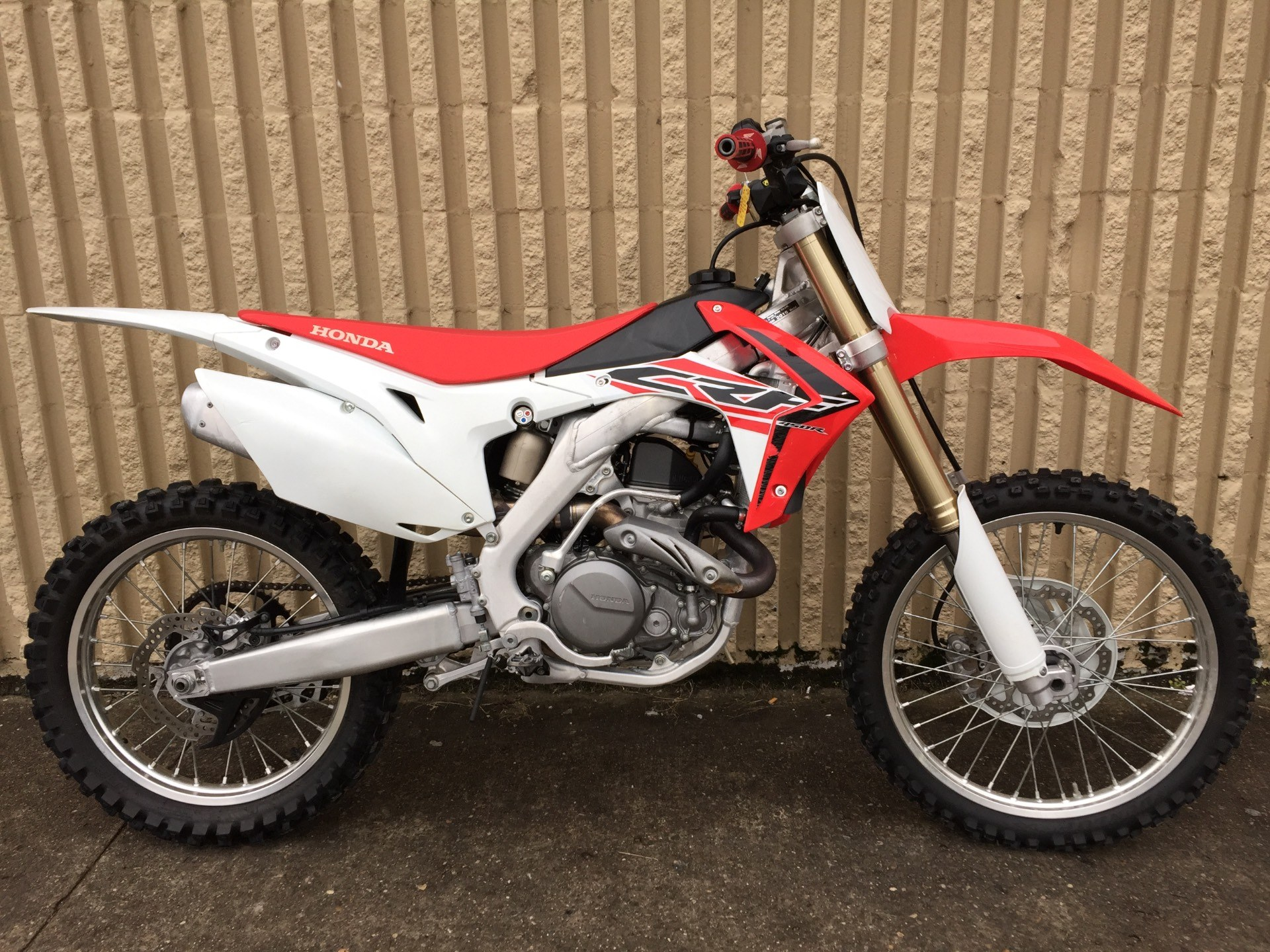2015 Honda CRF®450R in Bridgeport, West Virginia