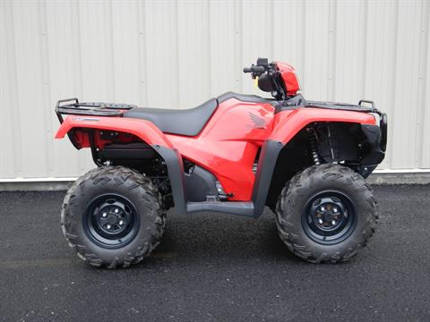 2015 Honda FourTrax® Foreman® Rubicon® 4x4 DCT in Bridgeport, West Virginia