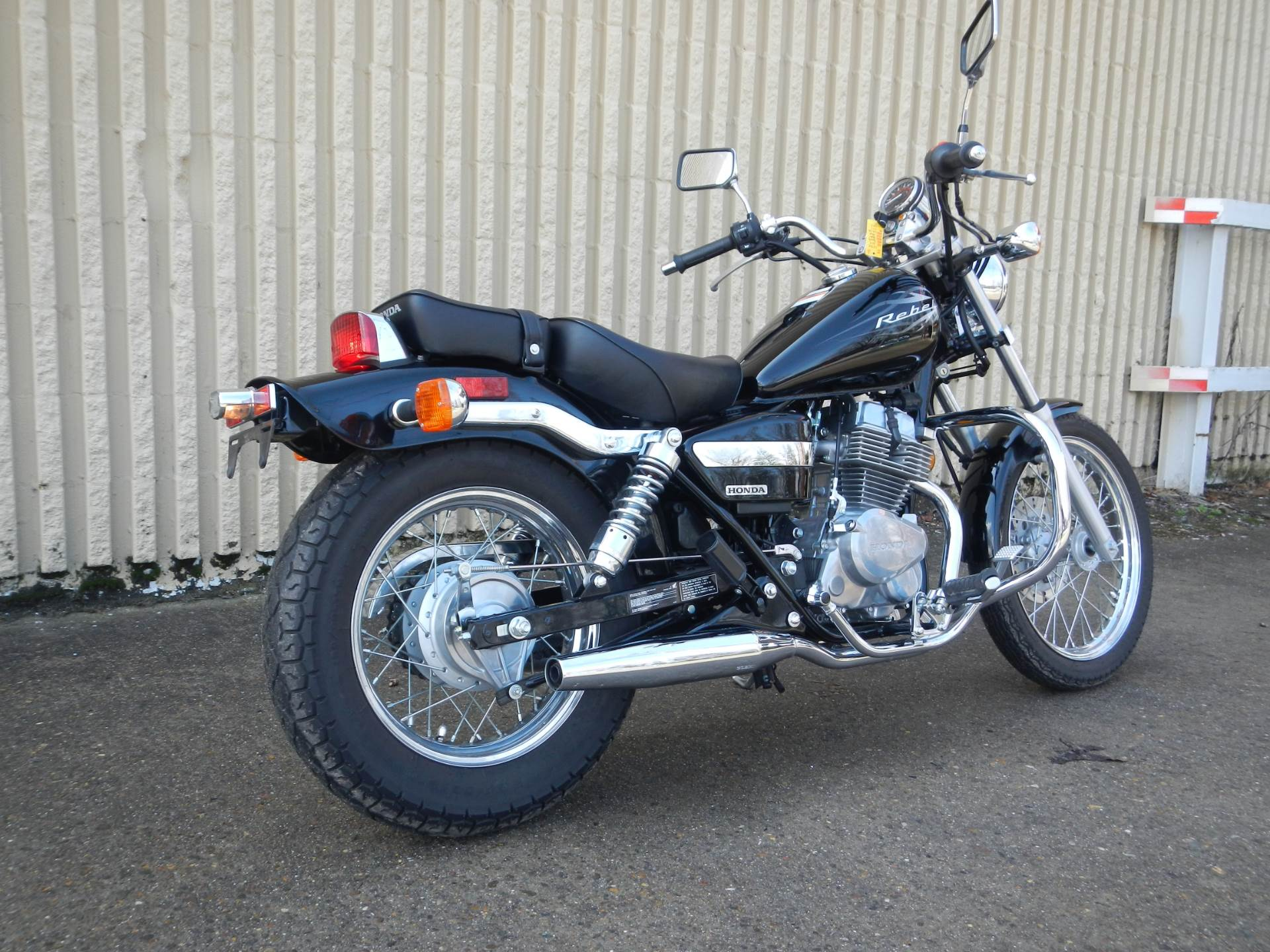 2015 Honda Rebel in Nutter Fort, West Virginia