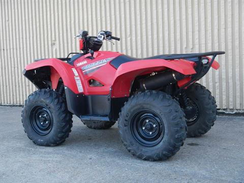 2016 Yamaha Grizzly EPS in Nutter Fort, West Virginia