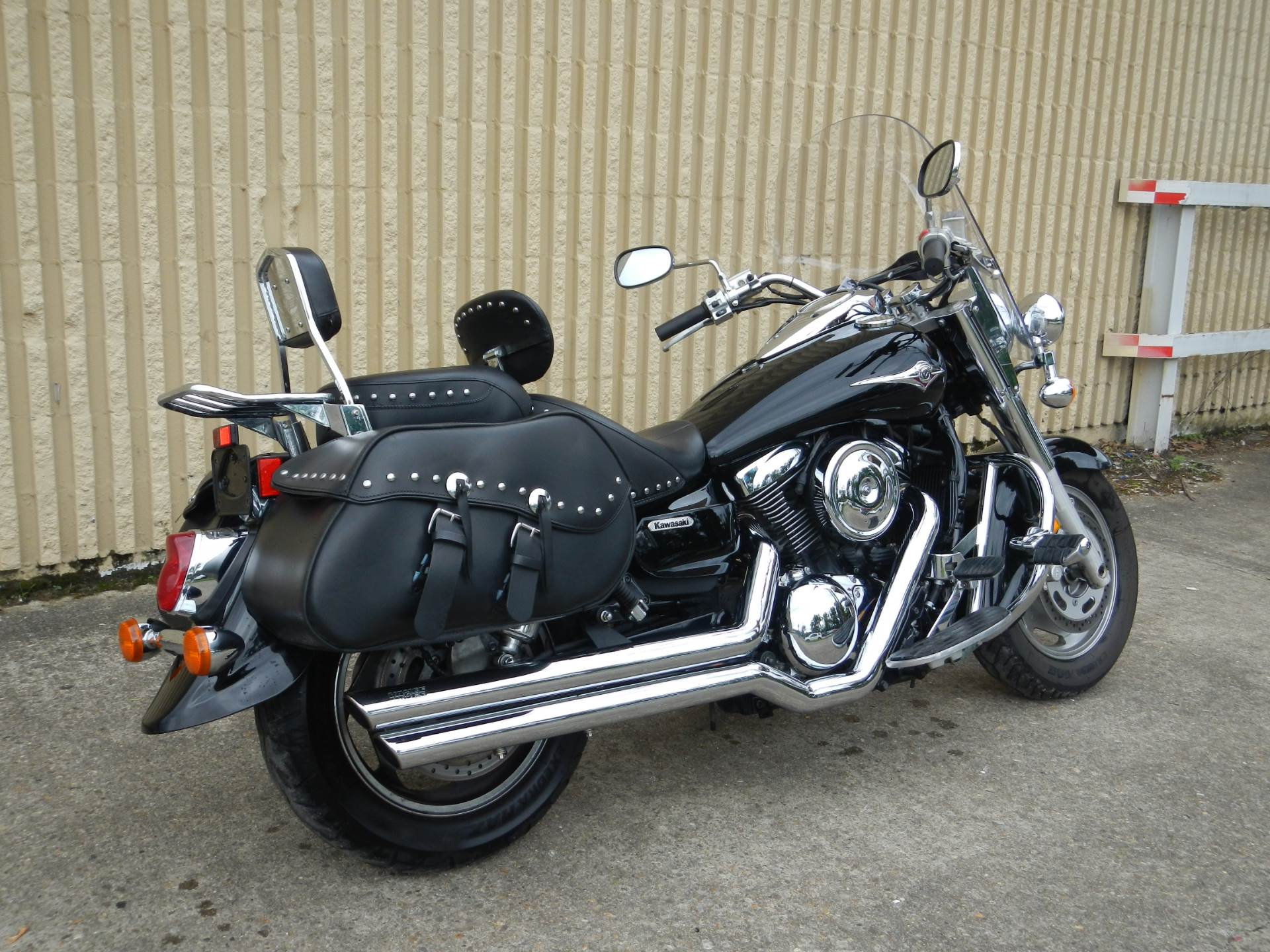 2007 Kawasaki Vulcan® 1600 Classic in Nutter Fort, West Virginia