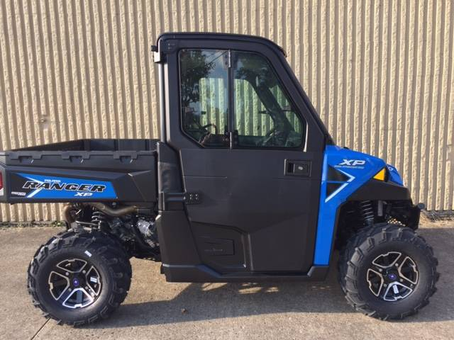 2017 Polaris Ranger XP 1000 EPS Northstar HVAC Edition in Nutter Fort, West Virginia