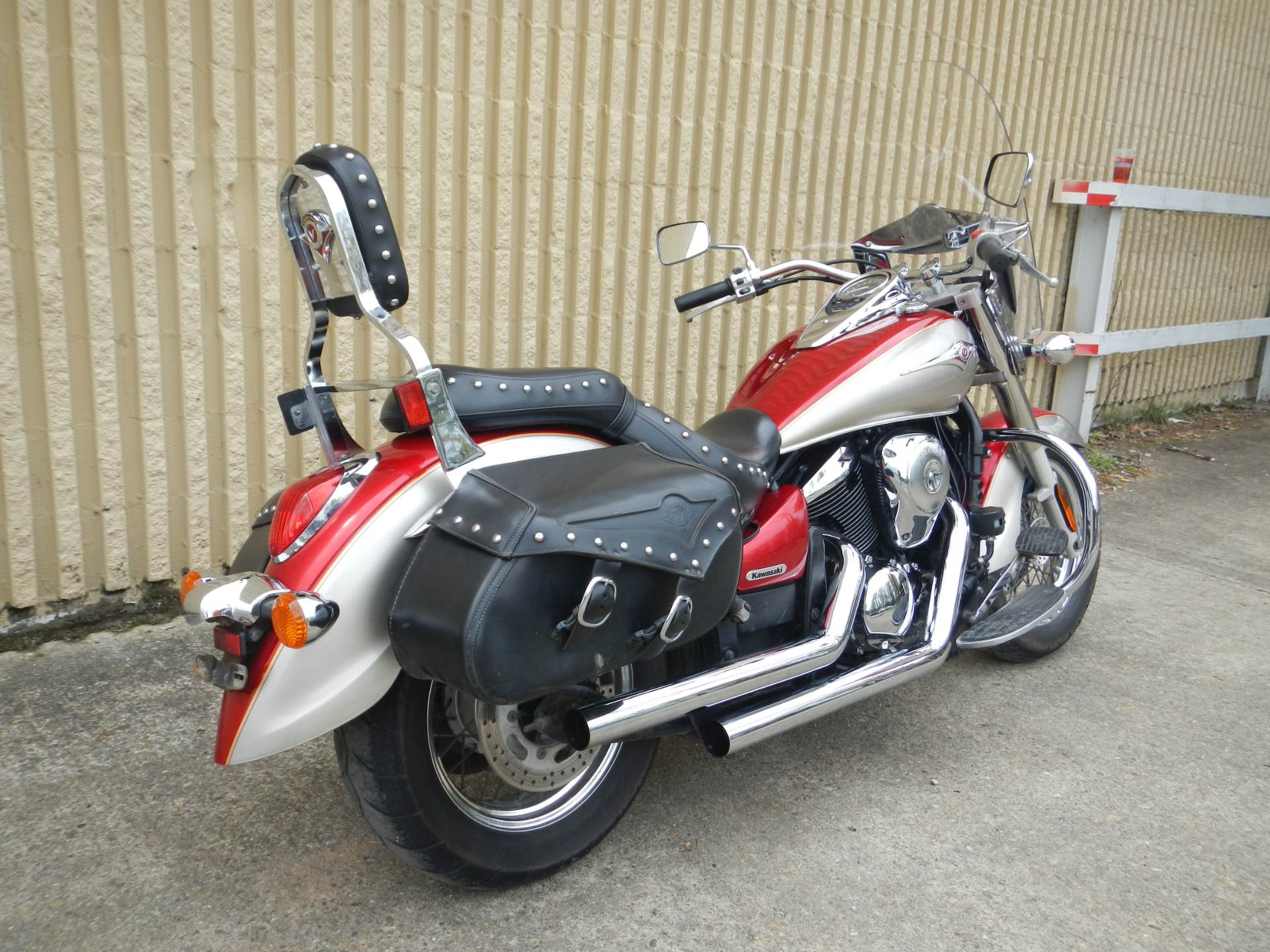 2007 Kawasaki Vulcan® 900 Classic LT in Nutter Fort, West Virginia
