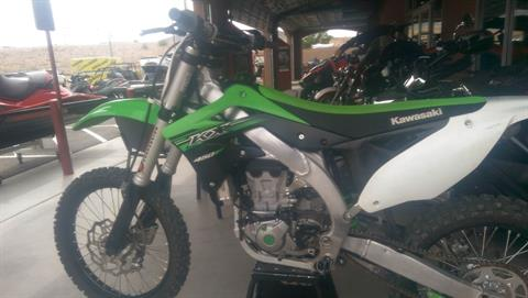 2015 Kawasaki KX™450F in Las Cruces, New Mexico
