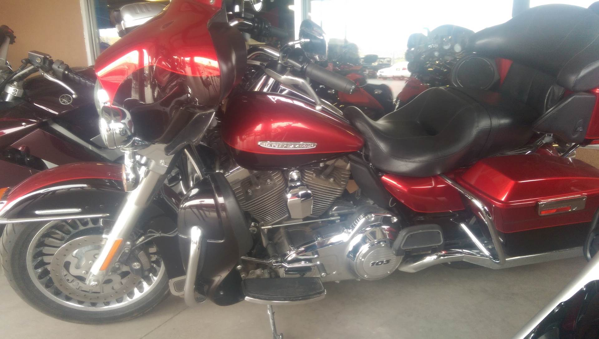 2013 Harley-Davidson Electra Glide® Ultra Limited in Las Cruces, New Mexico