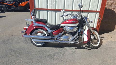 2008 Suzuki Boulevard C50T in Las Cruces, New Mexico