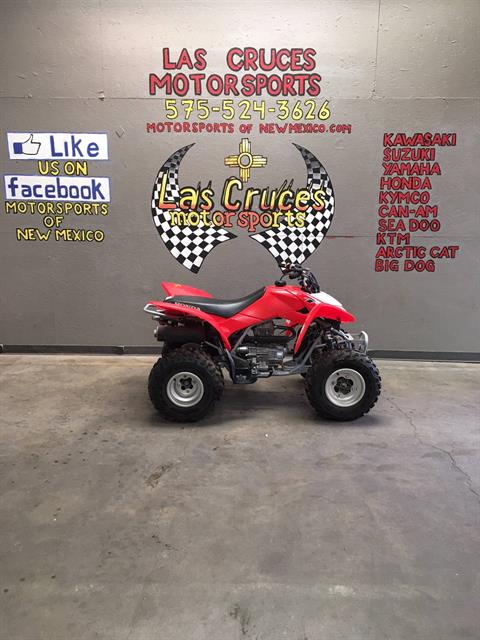 2014 Honda TRX250XE in Las Cruces, New Mexico