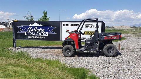 2013 Polaris Ranger XP® 900 EPS in Bozeman, Montana