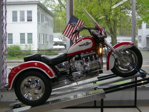 1997 Motor Trike GL1500 in Phillipston, Massachusetts