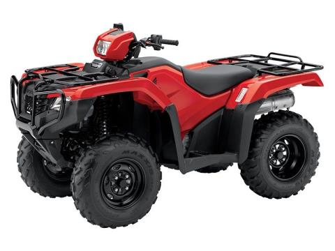 2015 Honda FourTrax® Foreman® 4x4 ES in Phillipston, Massachusetts