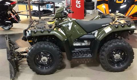 2015 Polaris Sportsman® 850 in Dimondale, Michigan