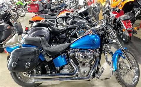 2002 Harley-Davidson FXST/FXSTI Softail®  Standard in Dimondale, Michigan