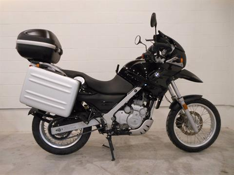 2007 BMW F 650 GS in Port Clinton, Pennsylvania