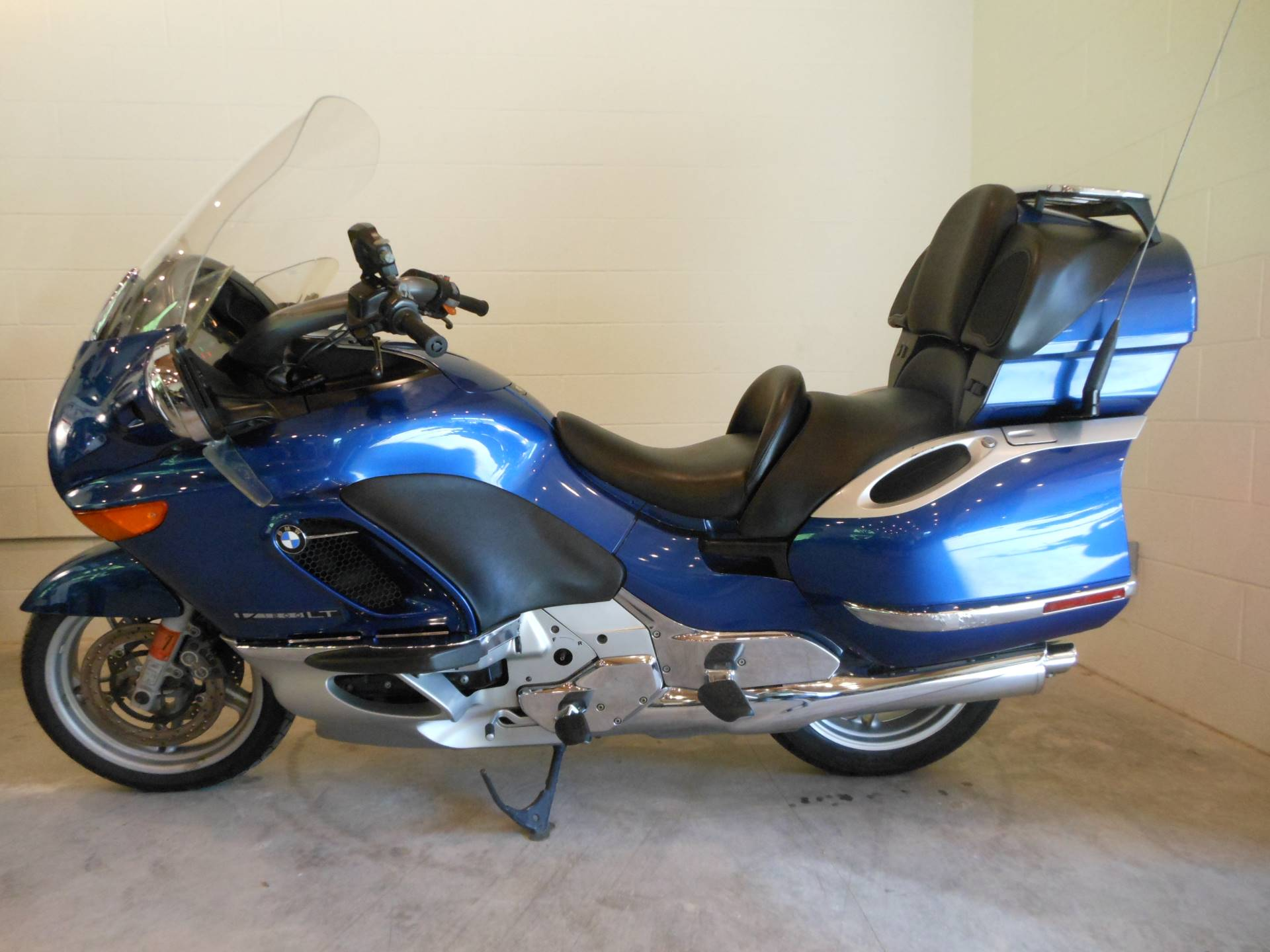 2001 BMW K 1200 LT-S in Port Clinton, Pennsylvania