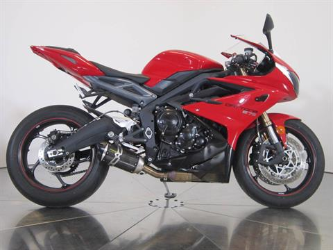 2015 Triumph Daytona 675 ABS in Greenwood Village, Colorado