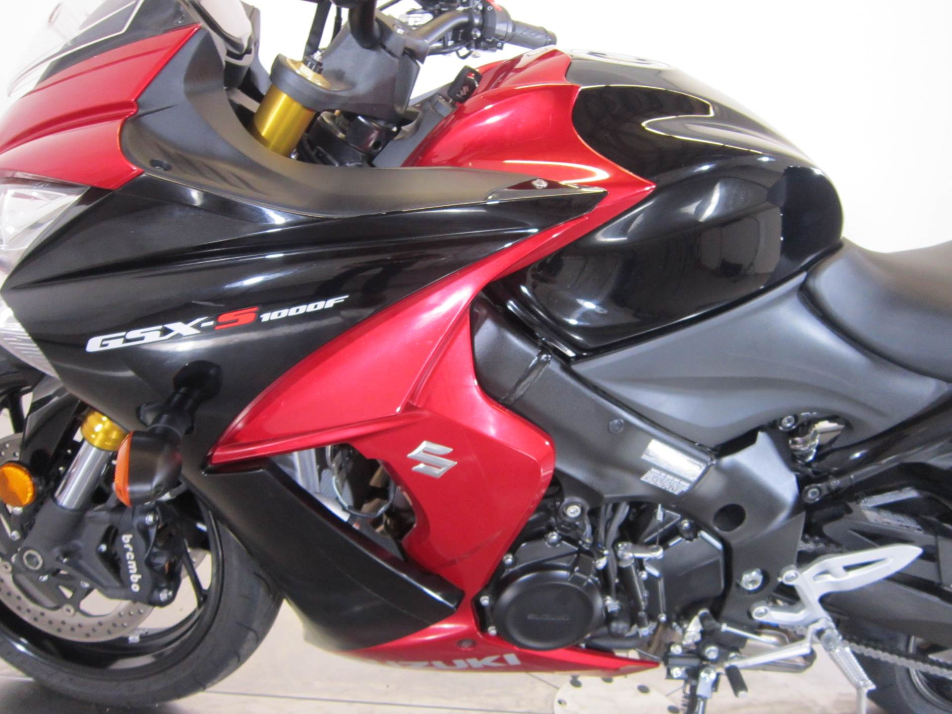 2016 Suzuki GSX-S1000F ABS in Greenwood Village, Colorado