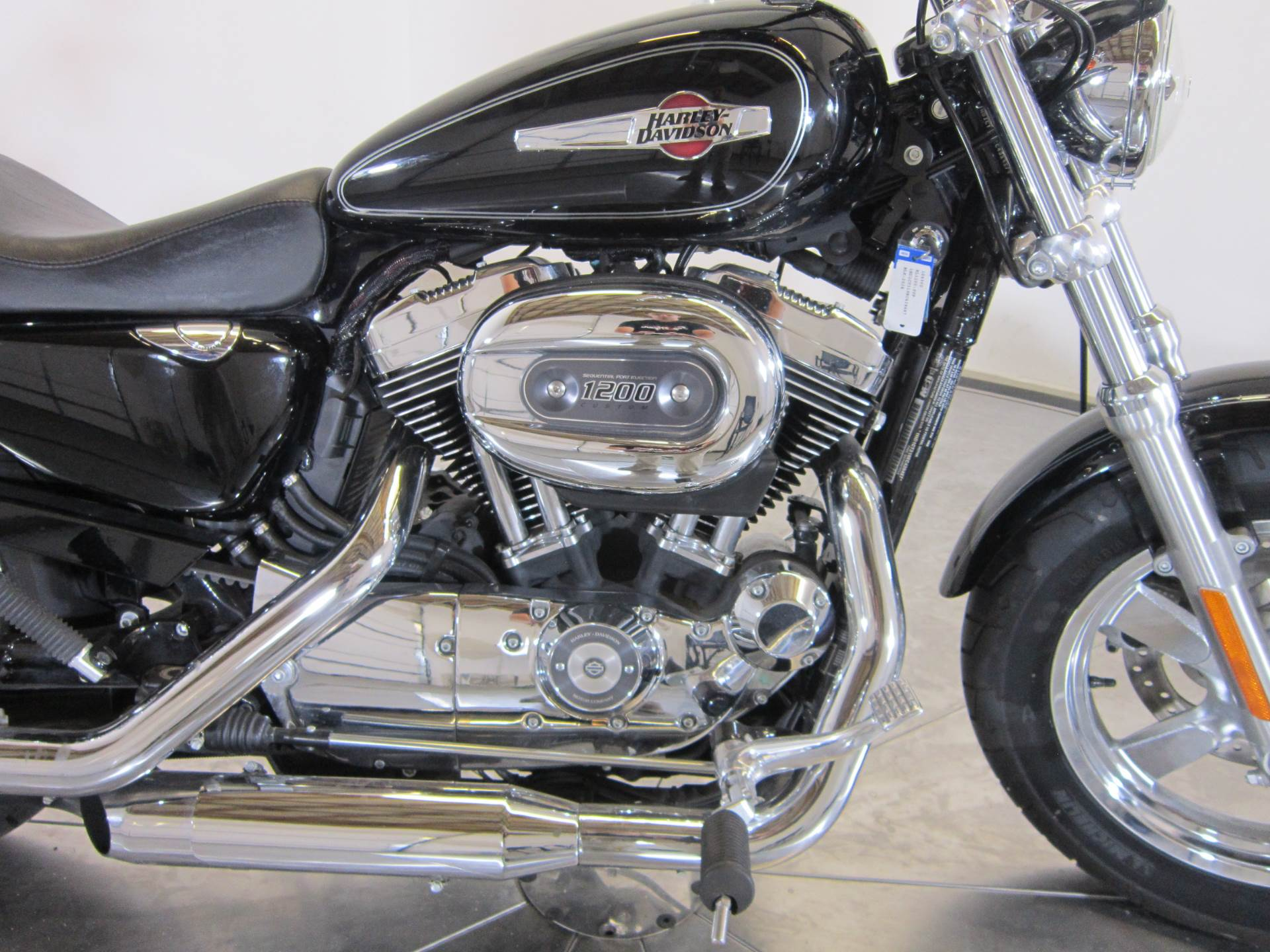 2014 Harley-Davidson 1200 Custom in Greenwood Village, Colorado