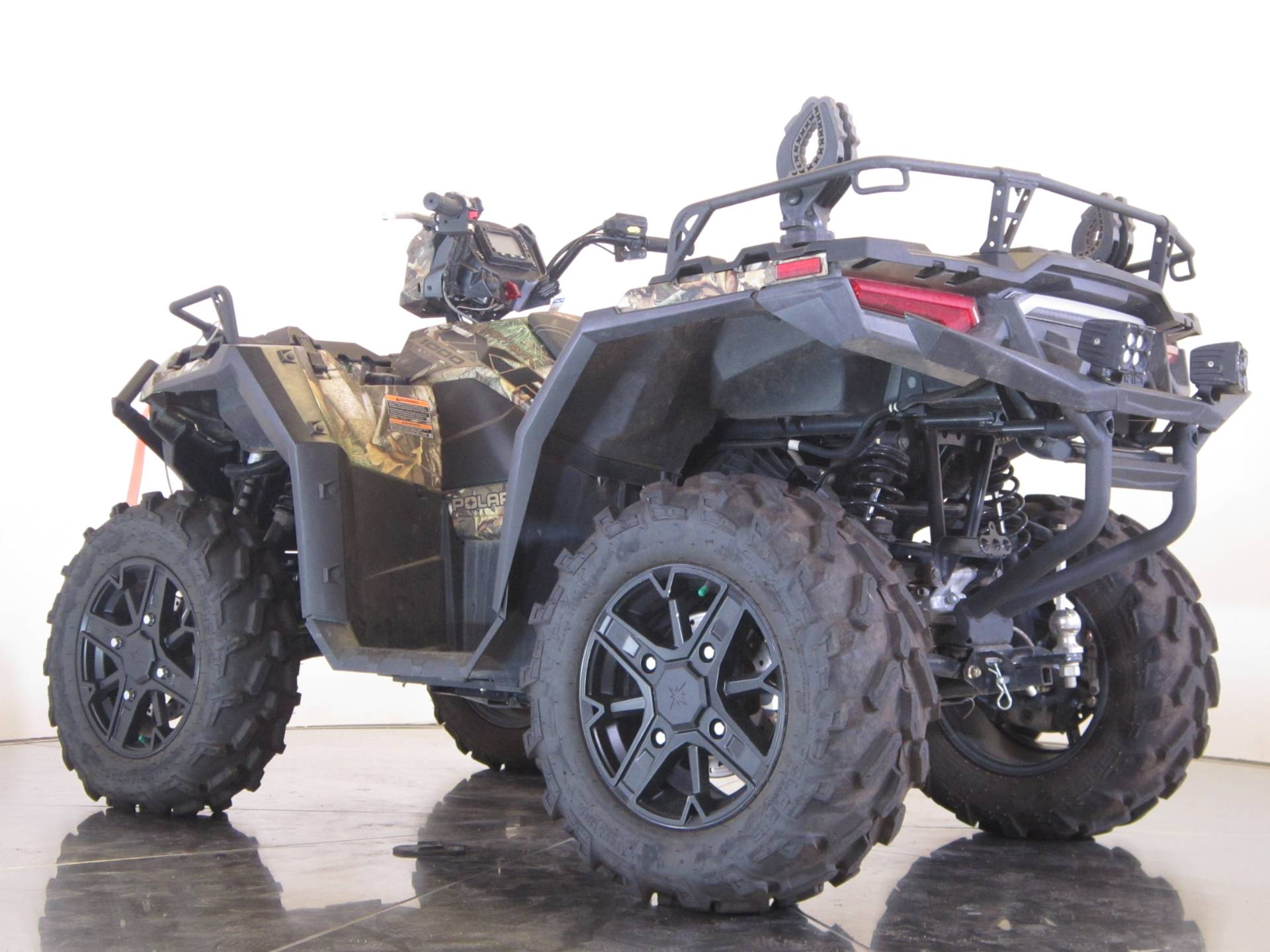 2018 Polaris Sportsman XP 1000 Hunter Edition in Greenwood Village, Colorado