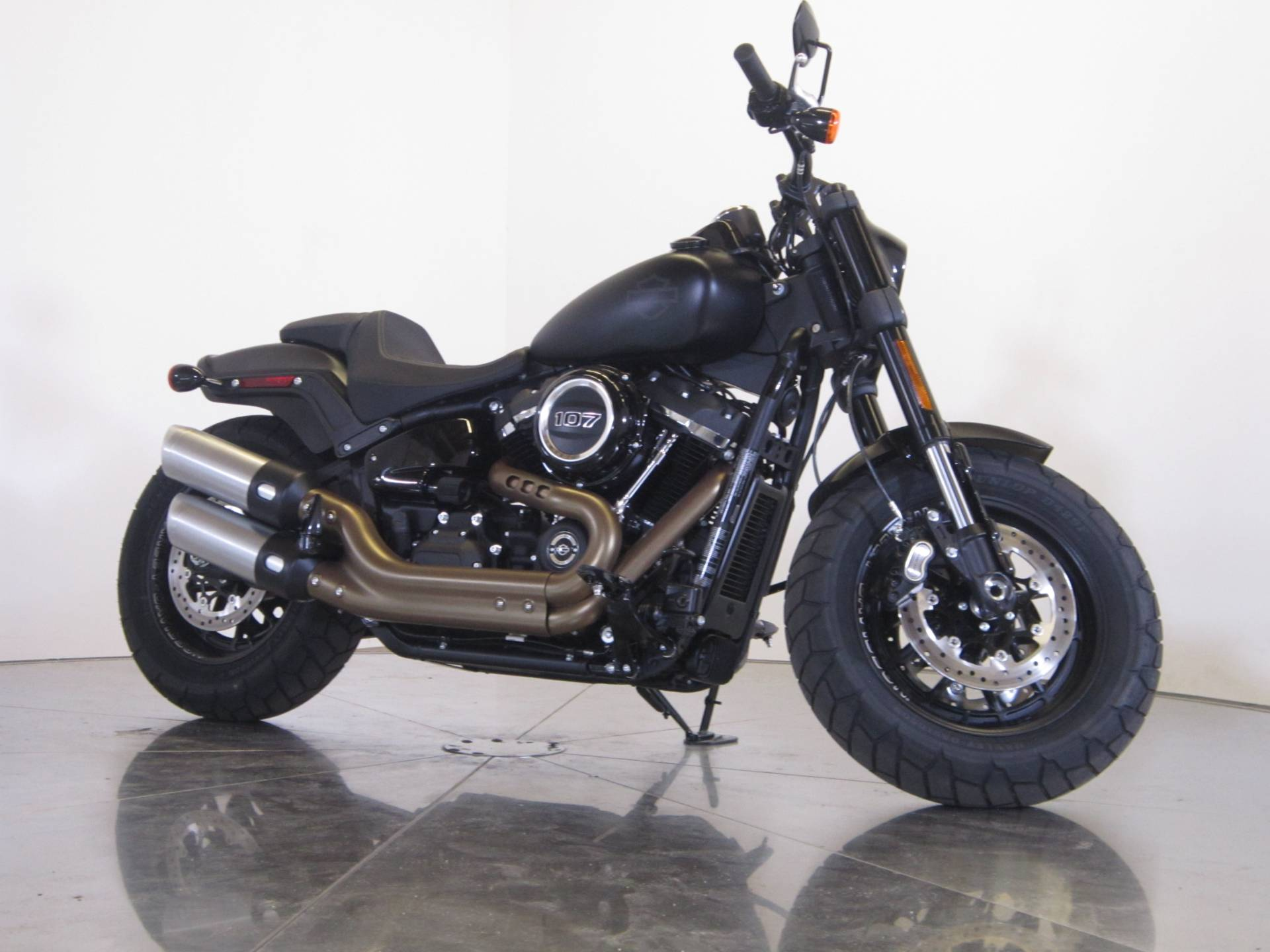 2018 Harley-Davidson Street Bob® 107 in Greenwood Village, Colorado