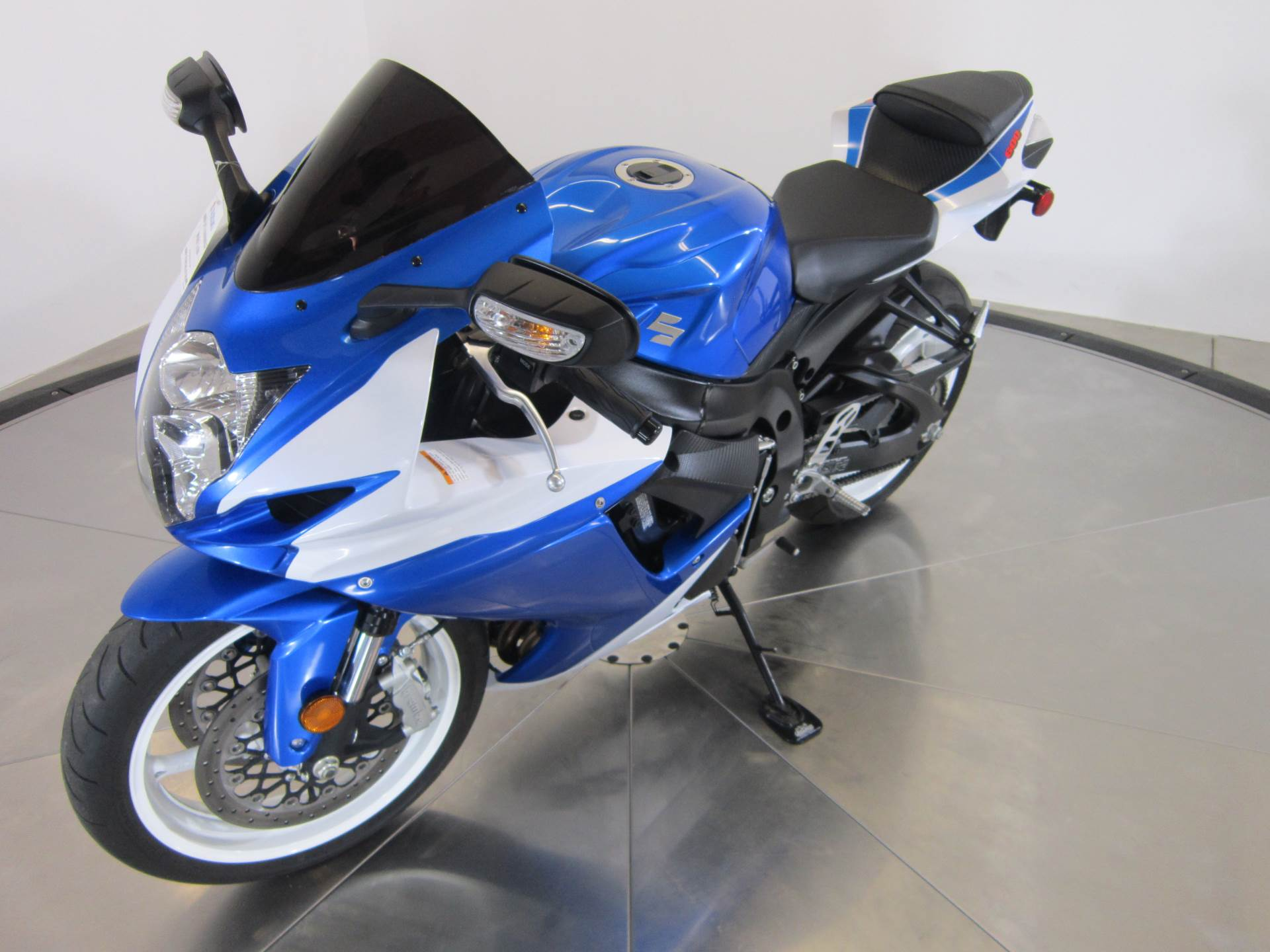 2013 Suzuki GSX-R600™ in Greenwood Village, Colorado