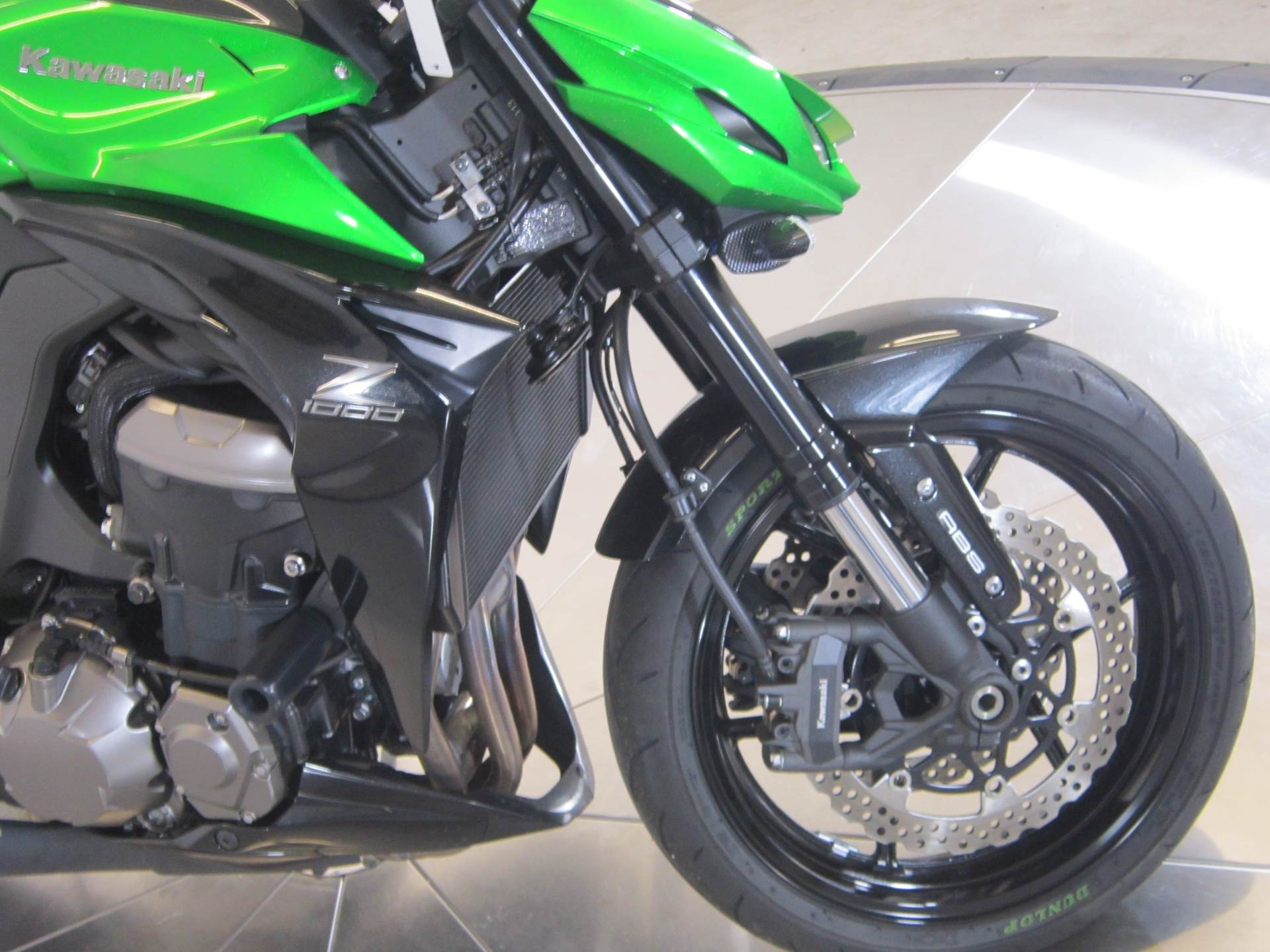 2015 Kawasaki Z1000 ABS in Greenwood Village, Colorado
