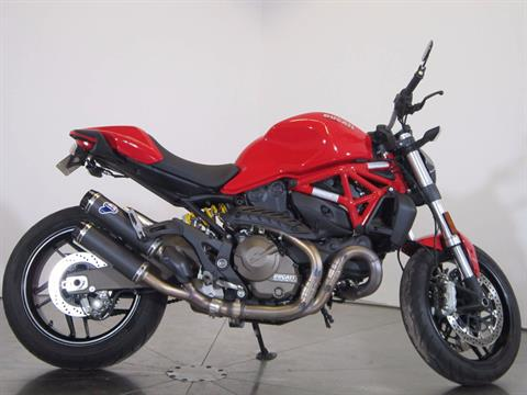 2016 Ducati Monster 821 in Greenwood Village, Colorado