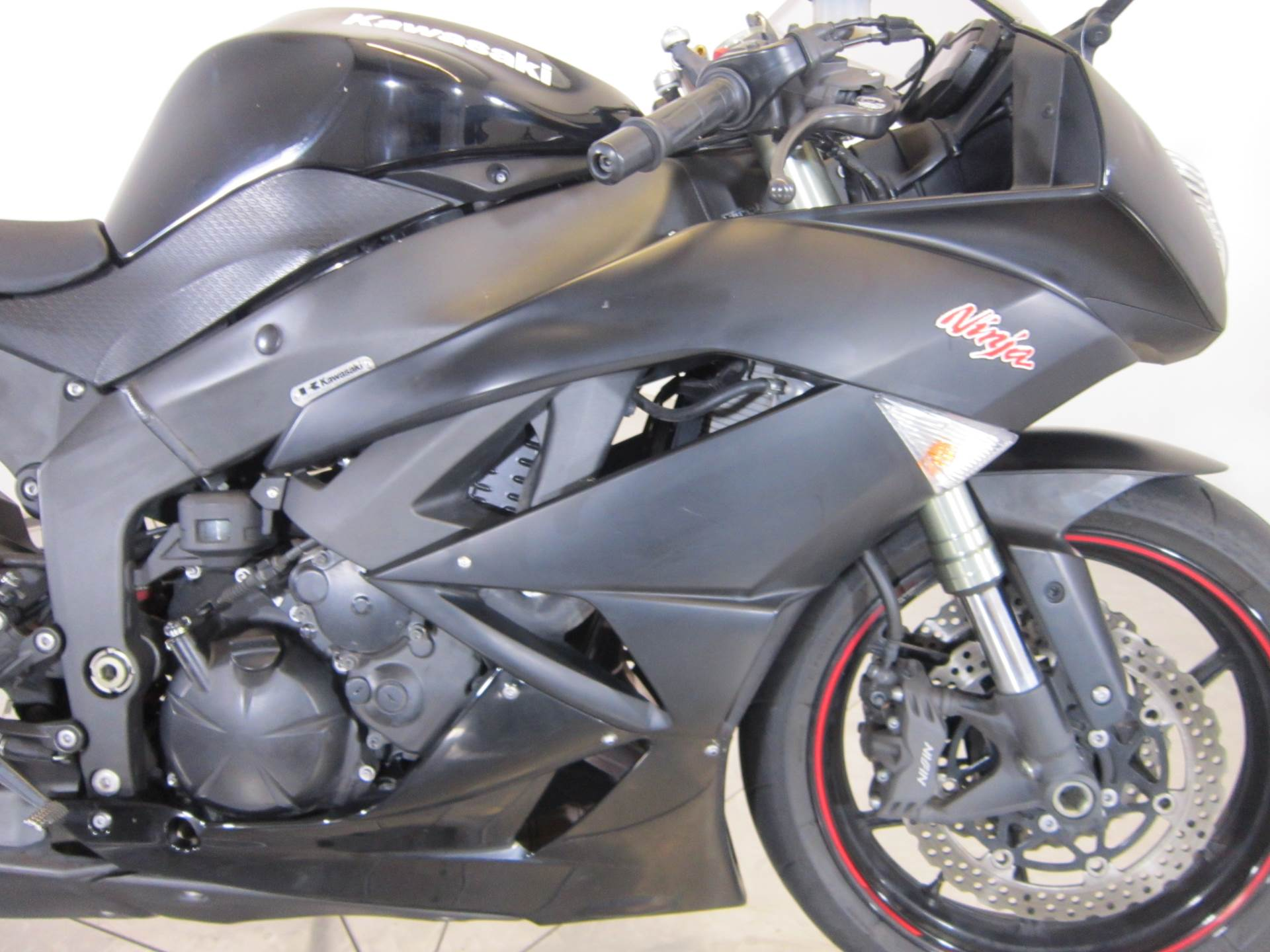 2011 Kawasaki Ninja® ZX™-6R in Greenwood Village, Colorado