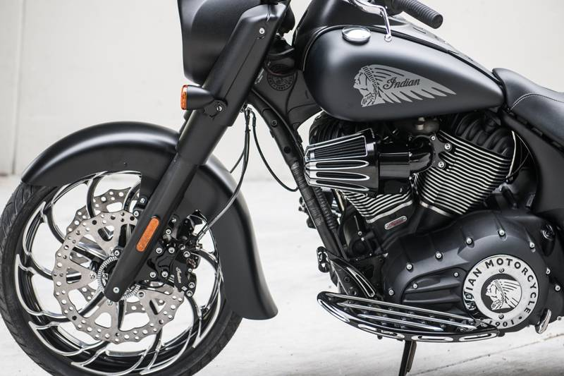 2018 Indian CHIEF DARK HORSE in Dublin, California