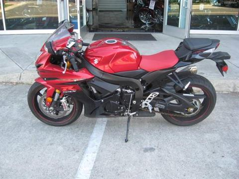 2014 SUZUKI GSX-R750 in Dublin, California