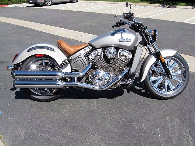 2017 Indian Scout® in Dublin, California