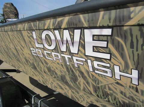 2017 Lowe 20 Catfish in Fort Smith, Arkansas