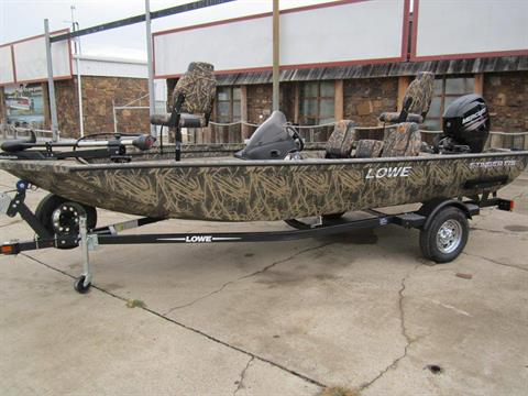 2017 Lowe 175 Stinger Camo in Fort Smith, Arkansas