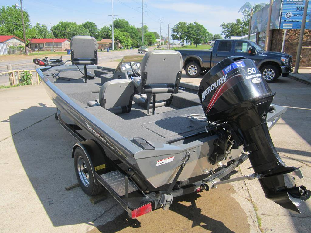 2008 Triton TC-17 in Fort Smith, Arkansas