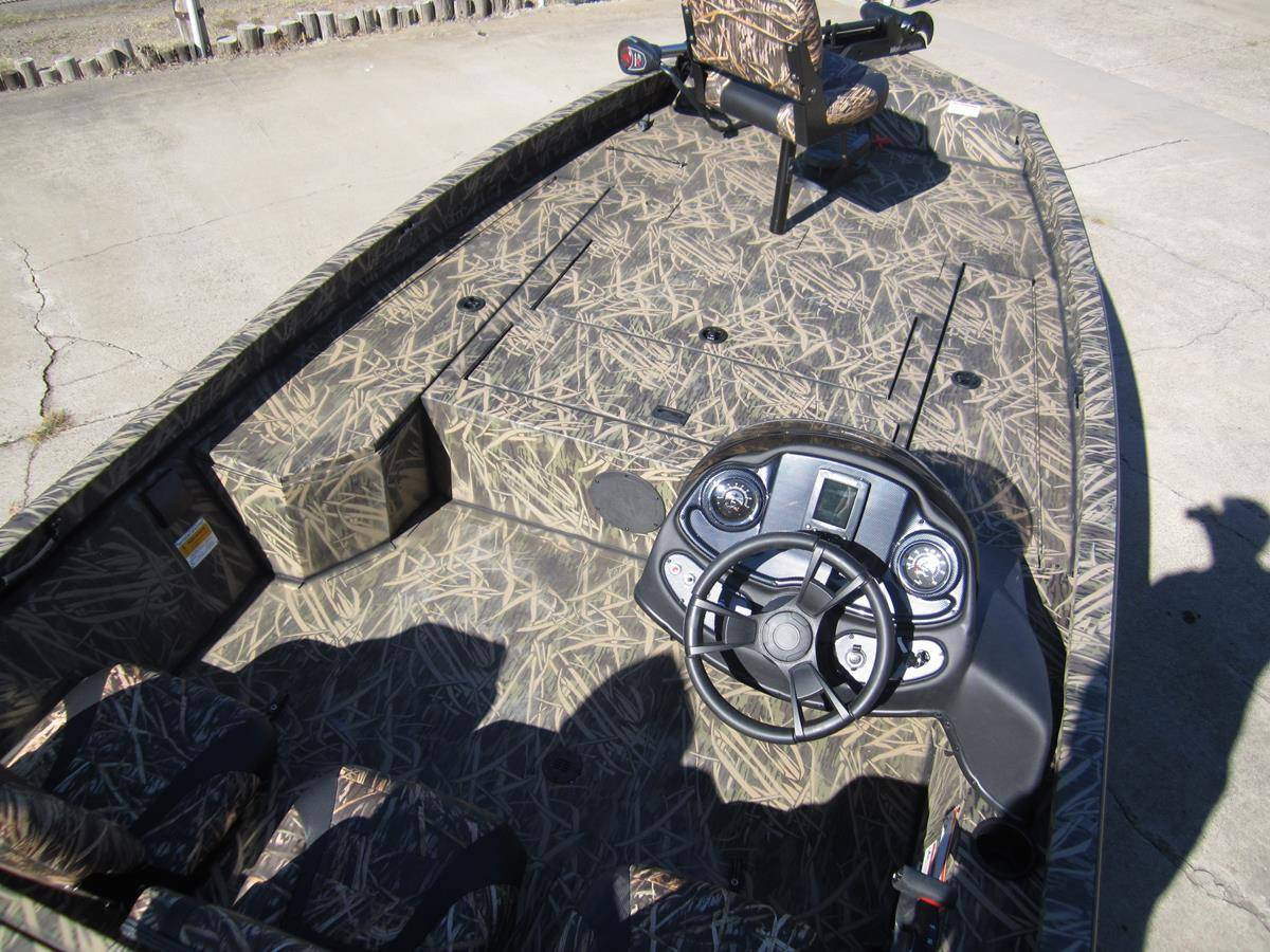 2017 Lowe 195 Stinger Camo in Fort Smith, Arkansas