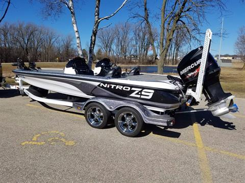 2013 Nitro Z-9 in De Forest, Wisconsin