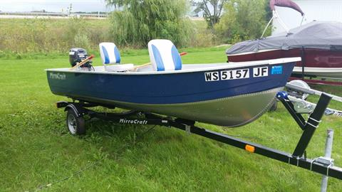 2013 MirroCraft 4650 Deep Fisherman in De Forest, Wisconsin