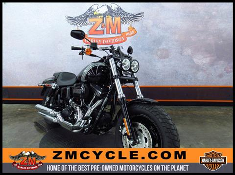 2016 Harley-Davidson Fat Bob® in Greensburg, Pennsylvania
