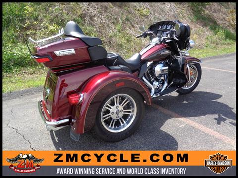 2015 Harley-Davidson Tri Glide® Ultra in Greensburg, Pennsylvania
