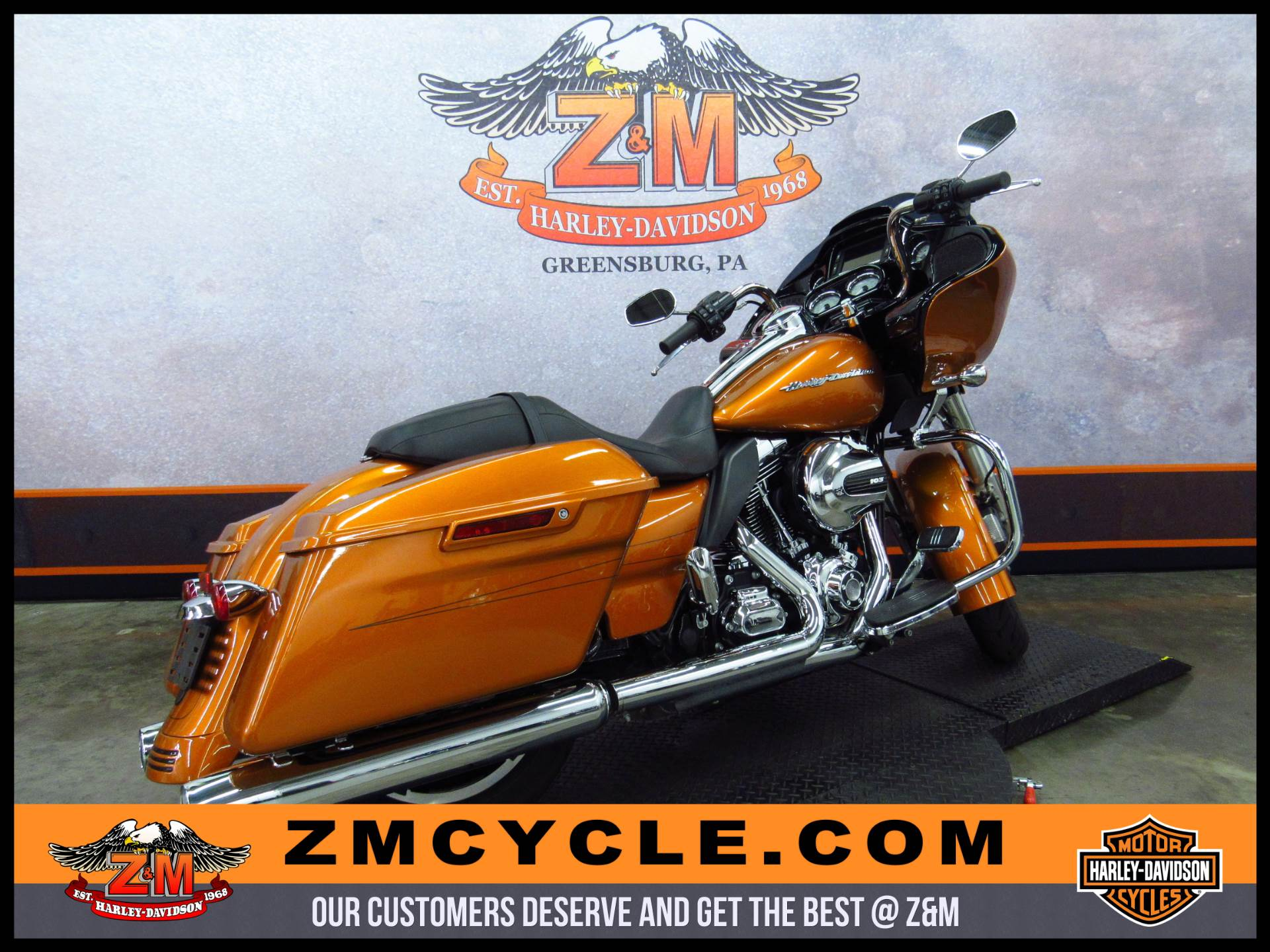2015 Harley-Davidson Road Glide® Special in Greensburg, Pennsylvania