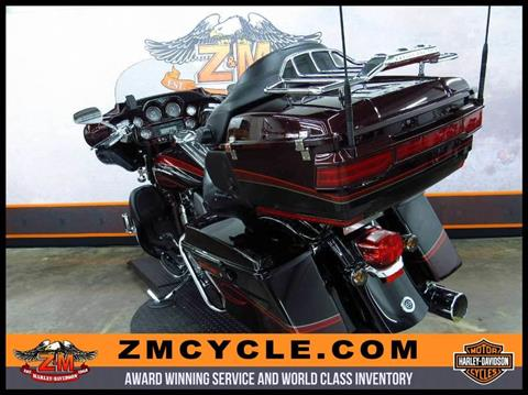 2013 Harley-Davidson CVO™ Ultra Classic® Electra Glide® in Greensburg, Pennsylvania