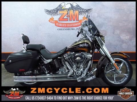 2011 Harley-Davidson CVO™ Softail® Convertible in Greensburg, Pennsylvania