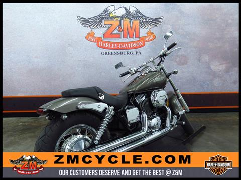 2007 Honda Shadow Spirit™ 750 DC in Greensburg, Pennsylvania